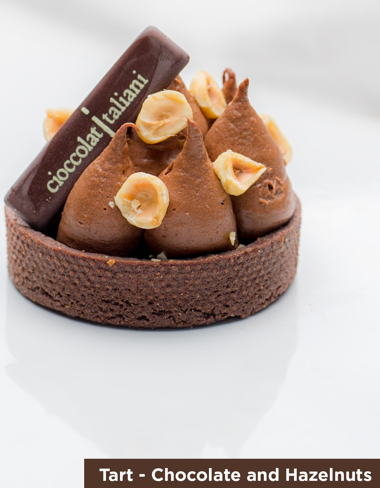 Tart Chocolate & Hazelnut